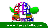 Hard Shell Word Factory logo